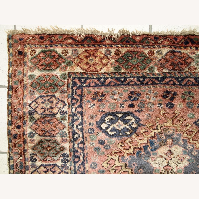 Handmade Antique Persian Kurdish Bag Face - image-8