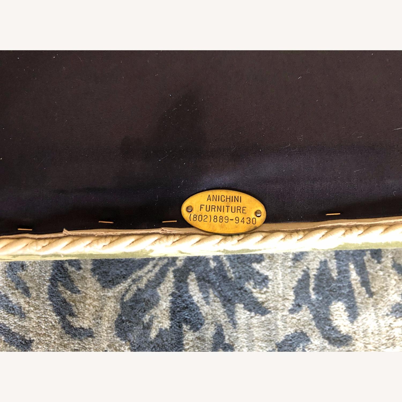Anichini Silk Storage Ottoman - image-2
