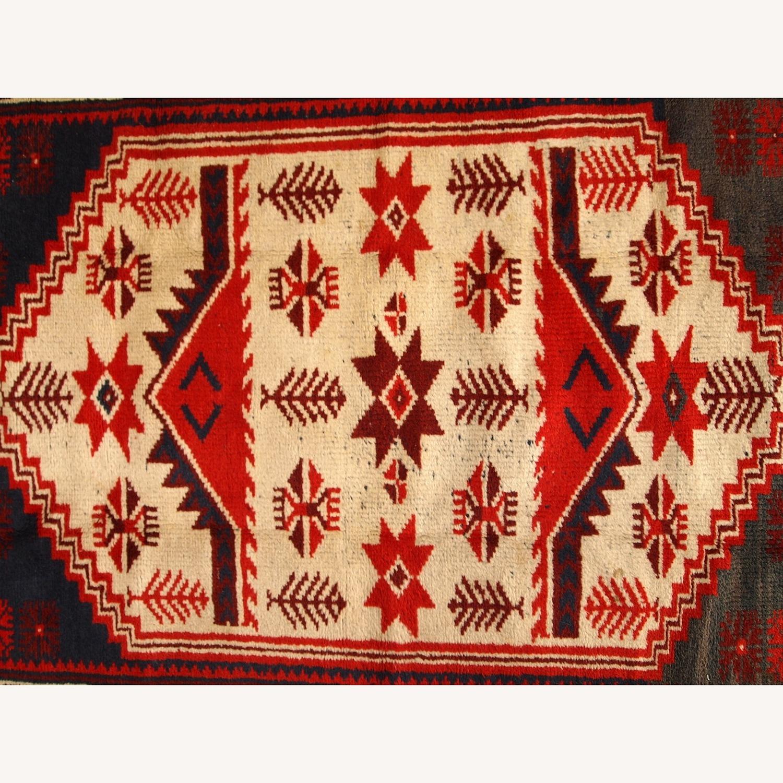 Handmade Vintage Turkish Anatolian Rug - image-11