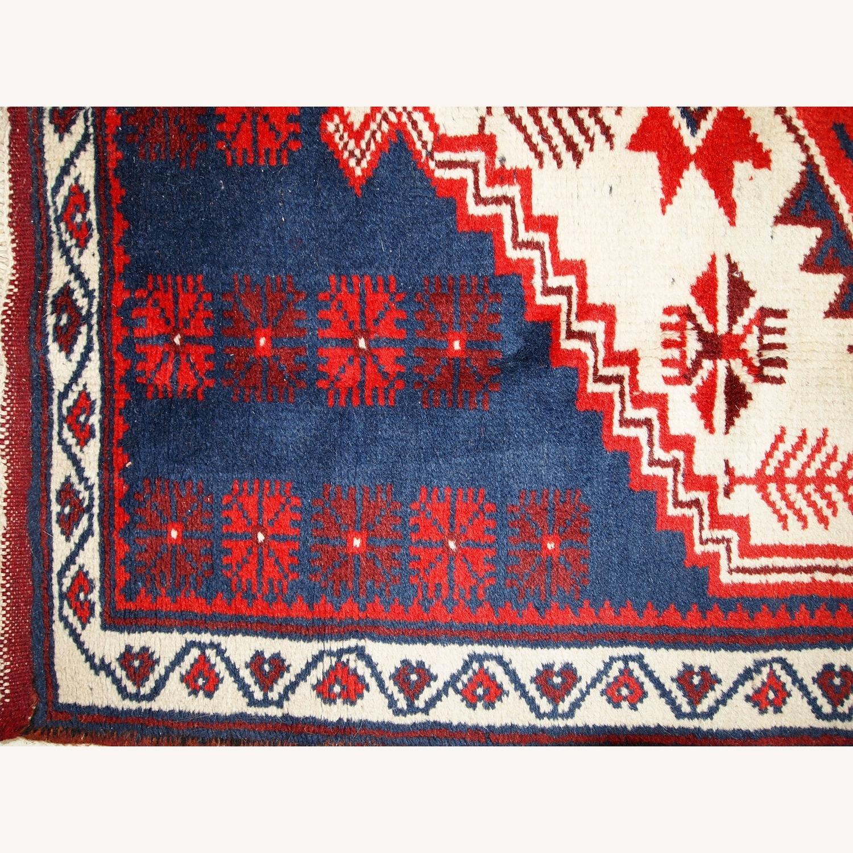 Handmade Vintage Turkish Anatolian Rug - image-5