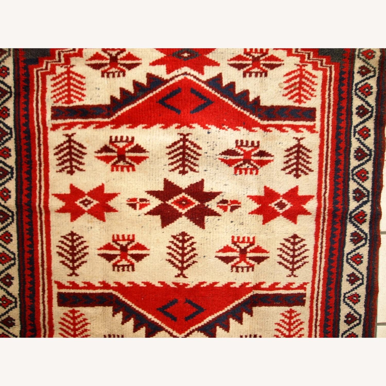 Handmade Vintage Turkish Anatolian Rug - image-10