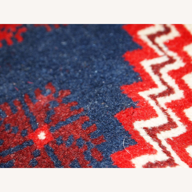 Handmade Vintage Turkish Anatolian Rug - image-3