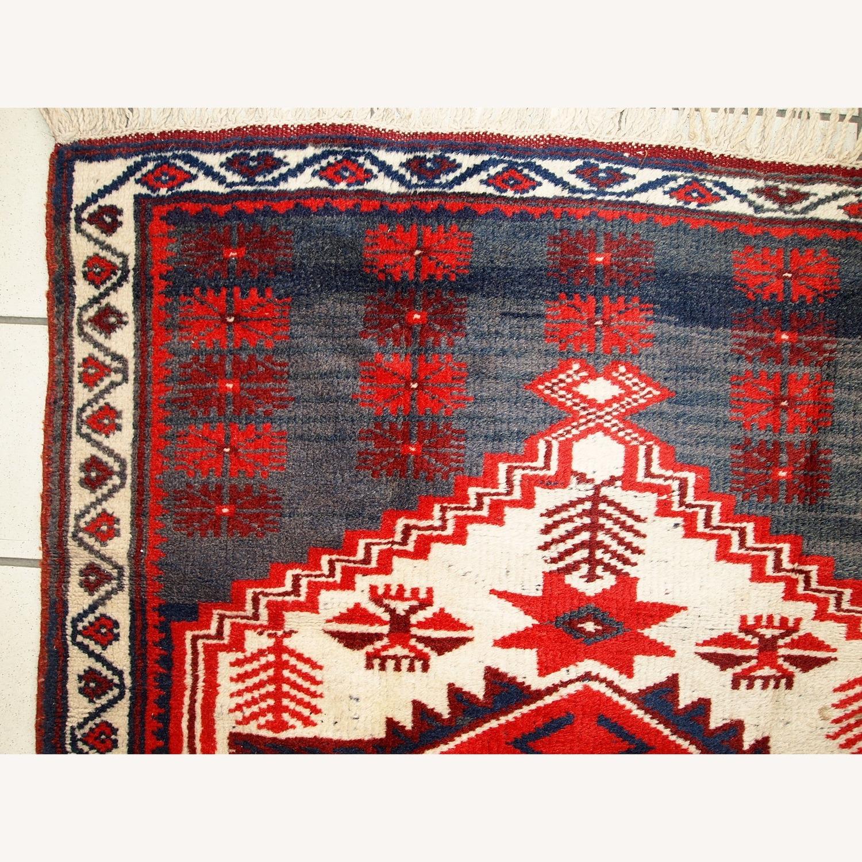 Handmade Vintage Turkish Anatolian Rug - image-12