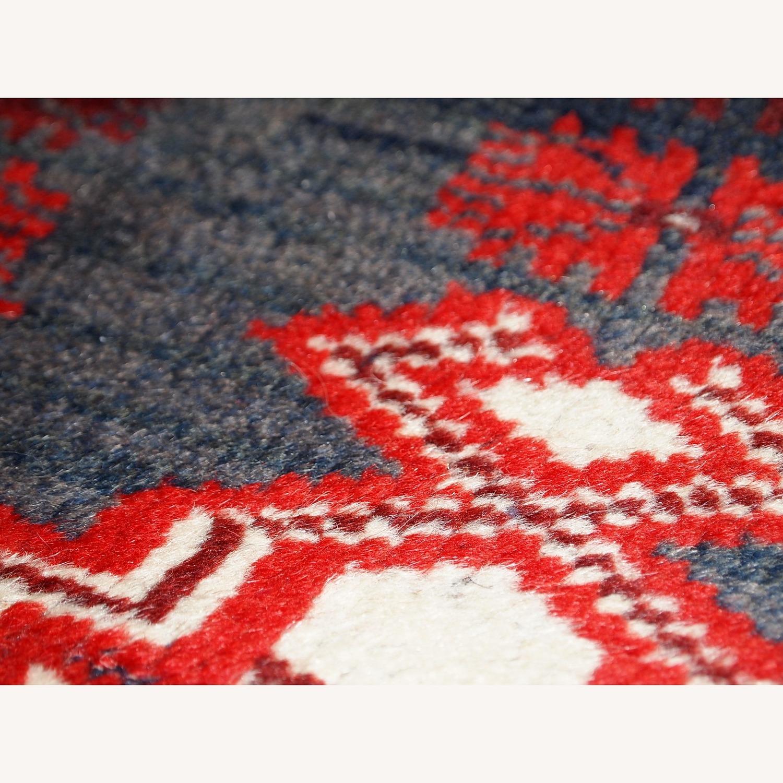 Handmade Vintage Turkish Anatolian Rug - image-8