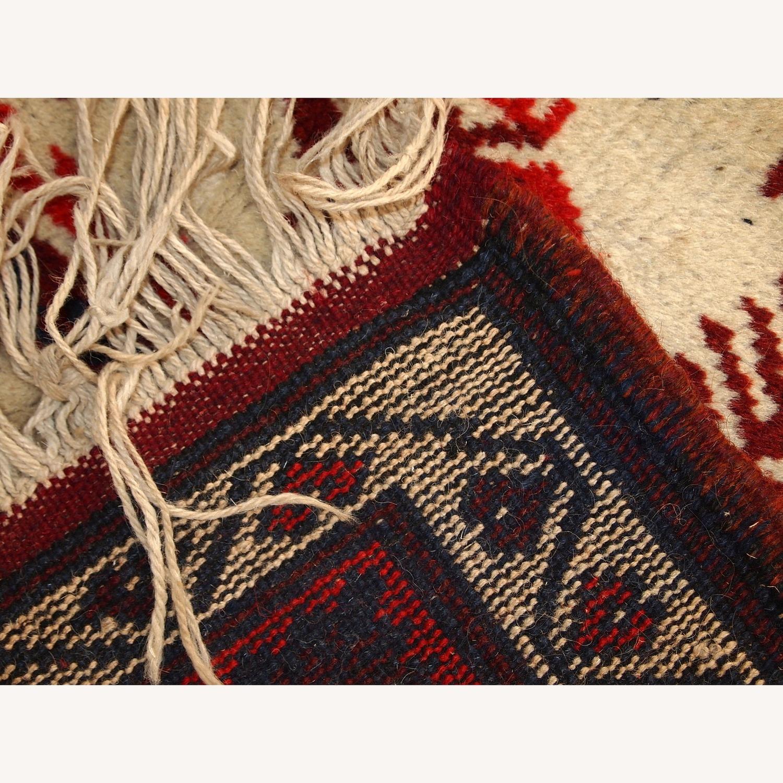 Handmade Vintage Turkish Anatolian Rug - image-7