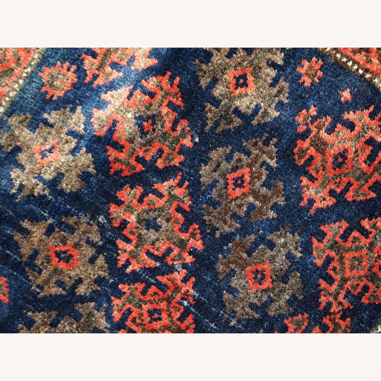 Handmade Antique Afghan Baluch Salt Bag - image-6