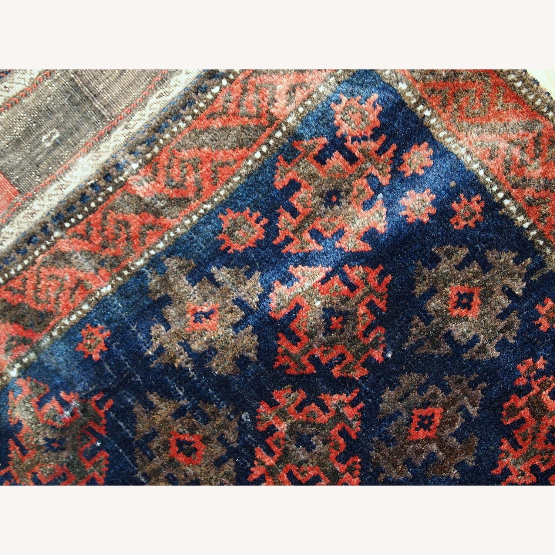 Handmade Antique Afghan Baluch Salt Bag - image-5
