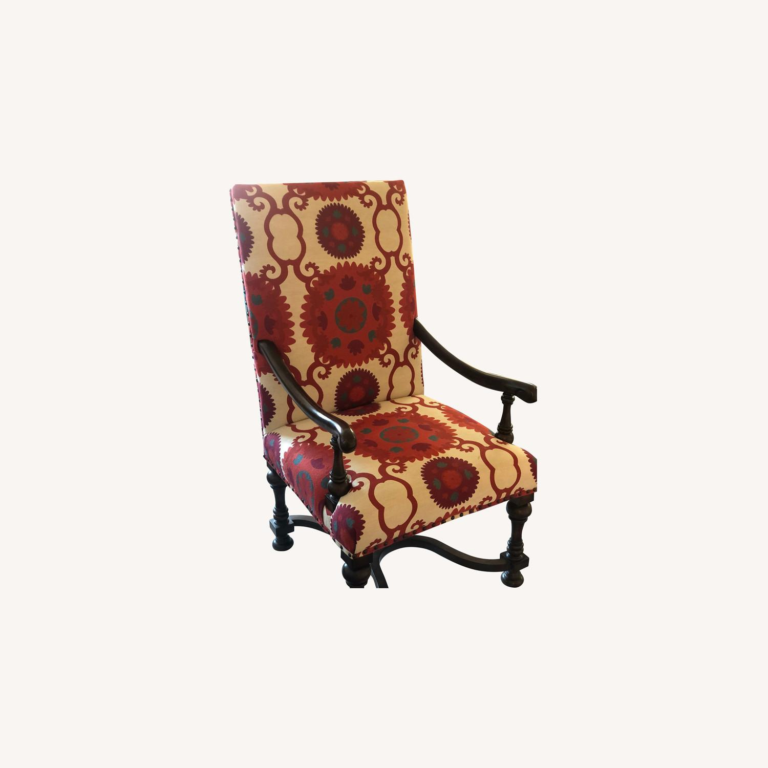 Bloomingdale's Accent Armchair - image-0