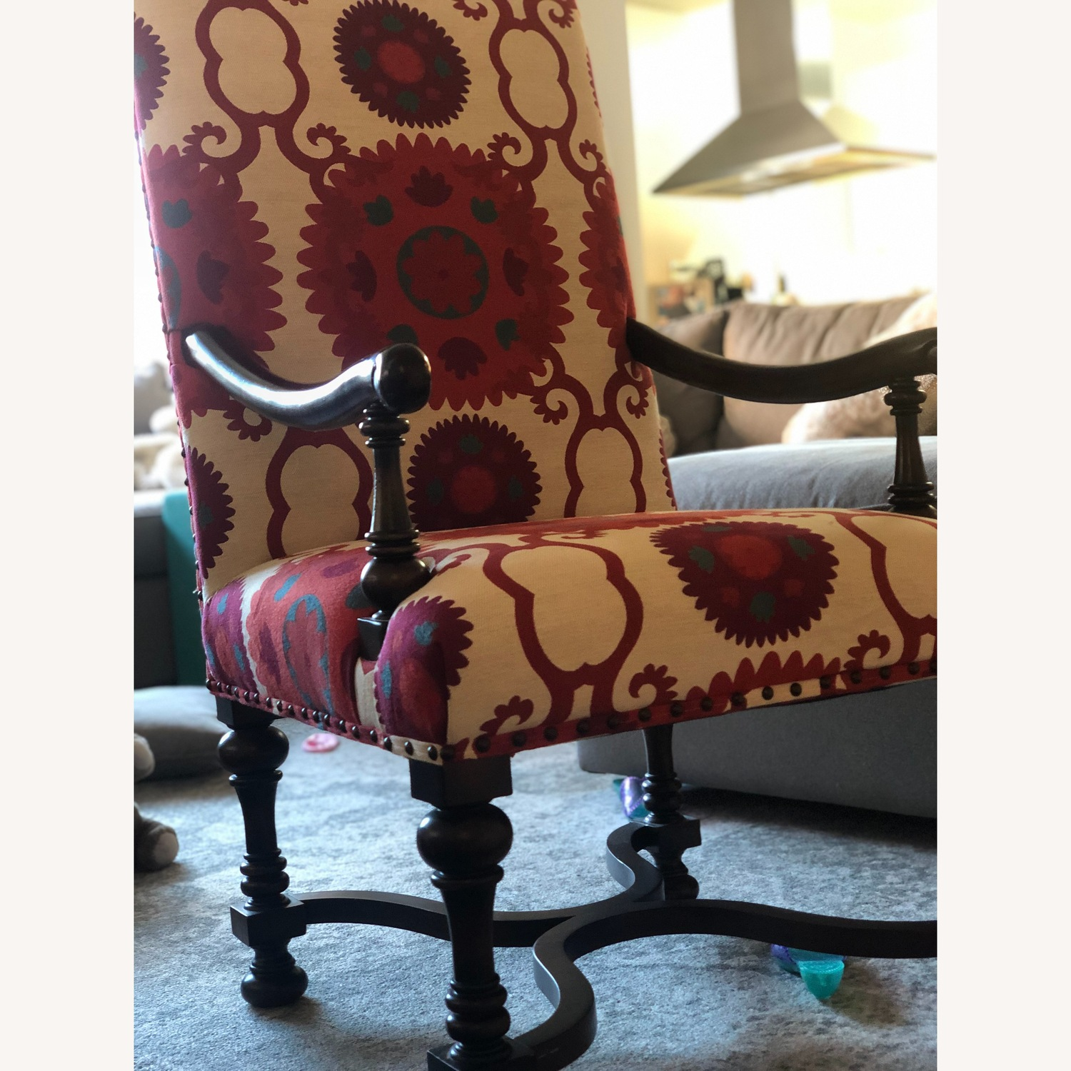 Bloomingdale's Accent Armchair - image-3