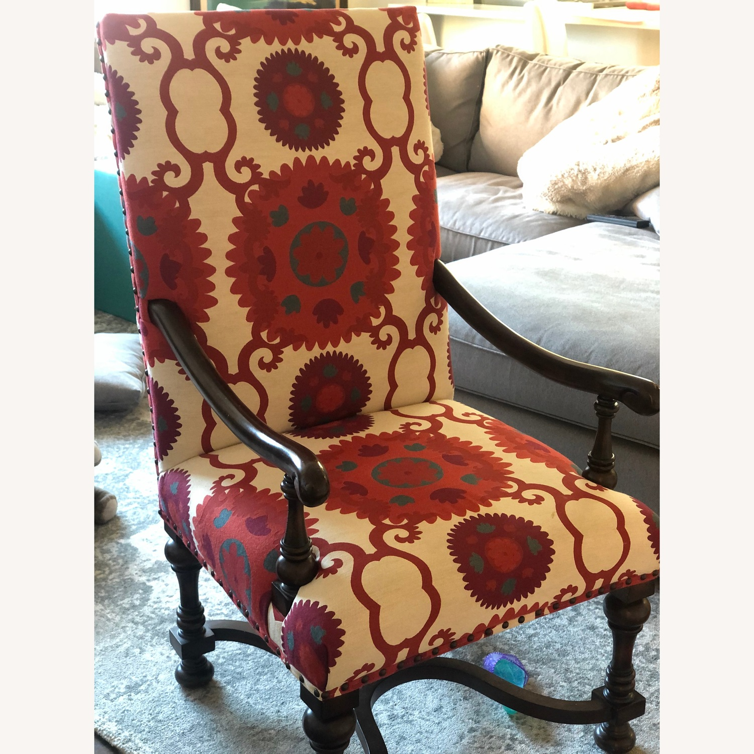 Bloomingdale's Accent Armchair - image-1