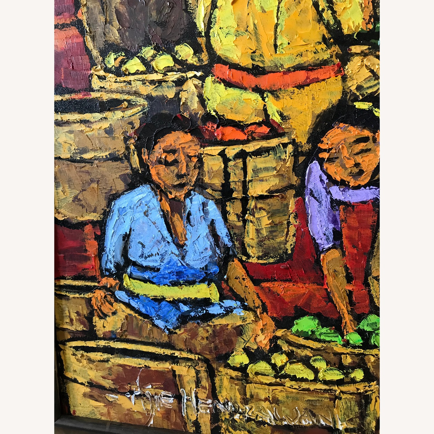 Wall Art by a Local Balinese Painter - image-5