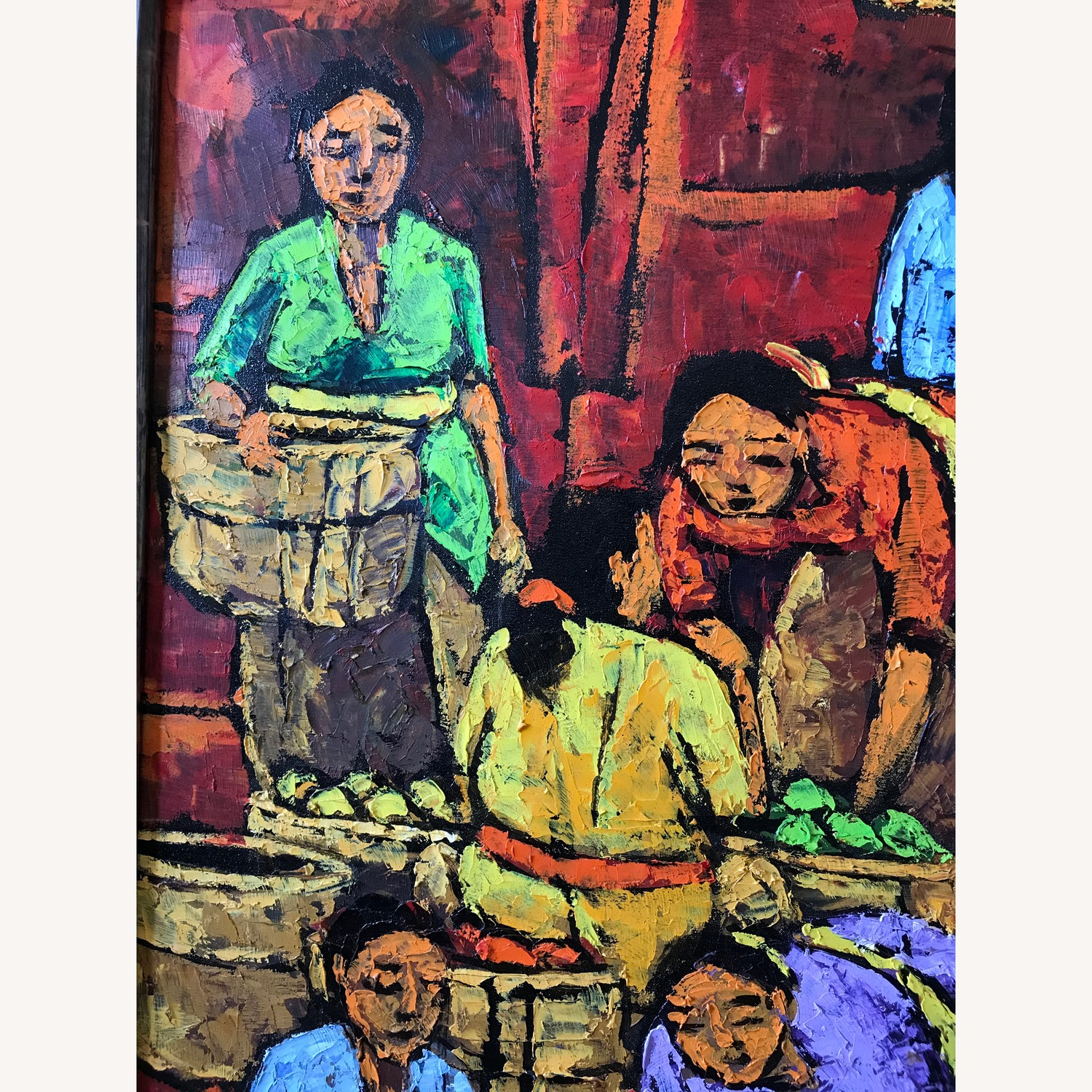 Wall Art by a Local Balinese Painter - image-4