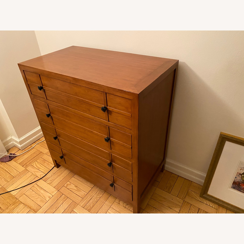 Crate and Barrel Dresser - image-1