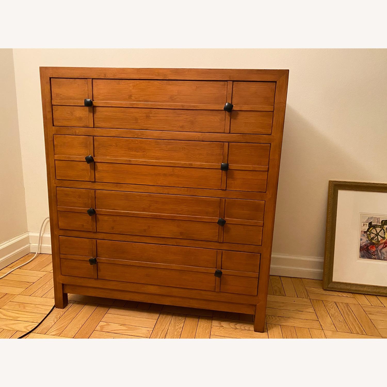Crate and Barrel Dresser - image-0