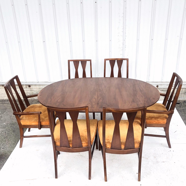 Mid-Century Modern Dining  Set - image-1