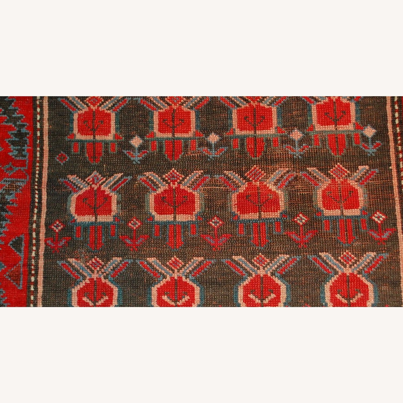 Handmade Antique Caucasian Karabagh Rug - image-5