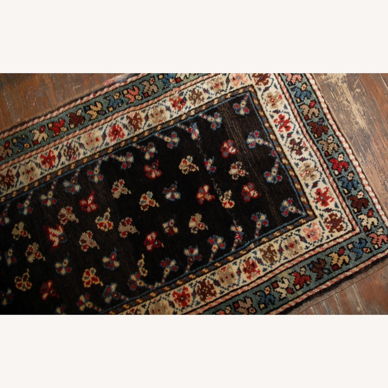 Handmade Antique Caucasian Gendje Rug - image-3