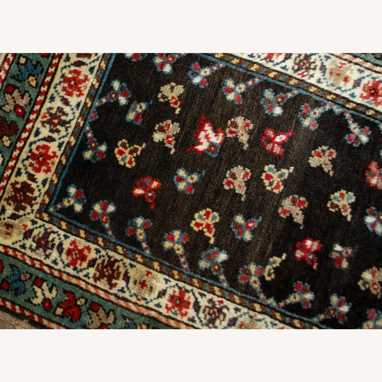 Handmade Antique Caucasian Gendje Rug - image-2
