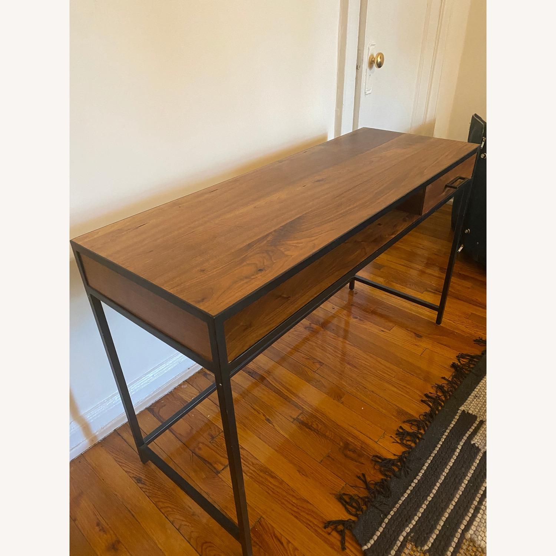 Crate & Barrel Knox Writing Desk - image-5