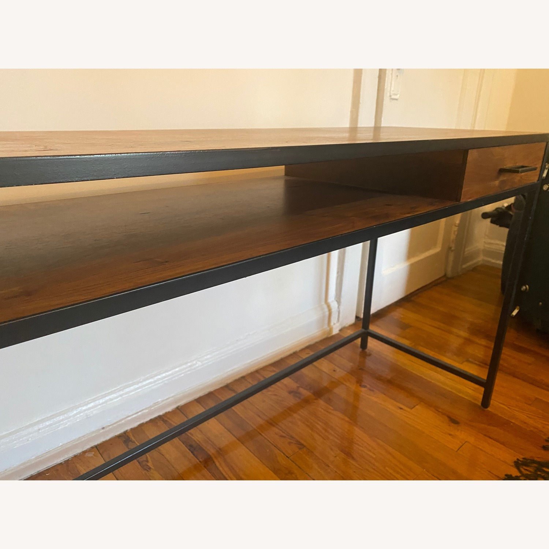 Crate & Barrel Knox Writing Desk - image-2