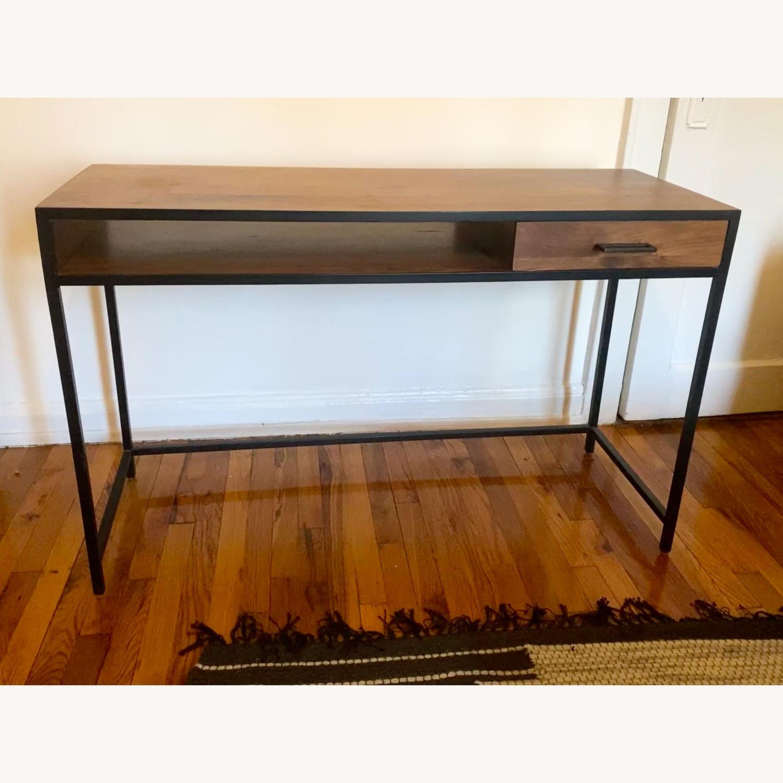 Crate & Barrel Knox Writing Desk - image-1