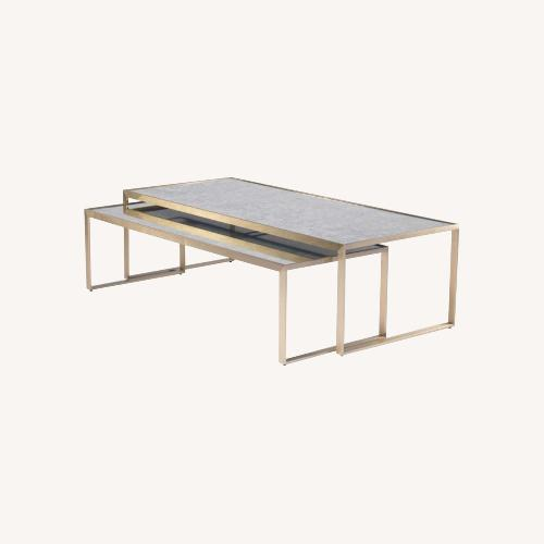 Used Mitchell Gold & Bob William Astor Nesting Table for sale on AptDeco