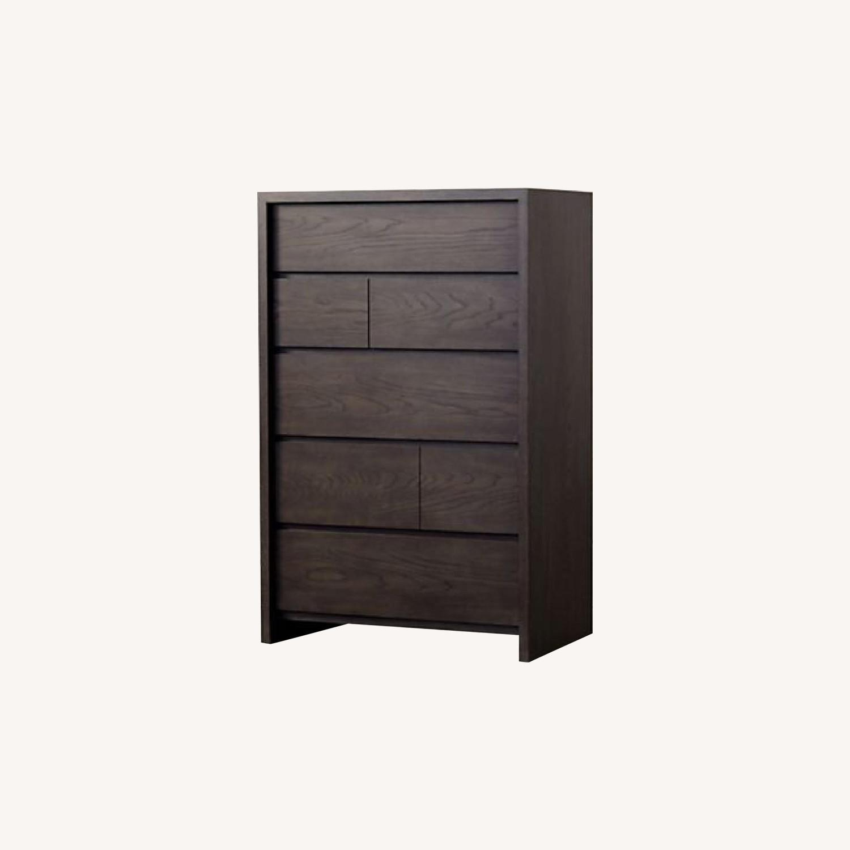 Crate & Barrel Reed Dresser - image-0