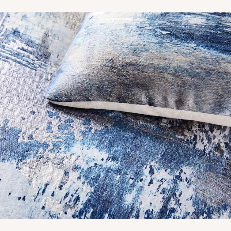 West Elm Brocade Haze Pillow - image-2