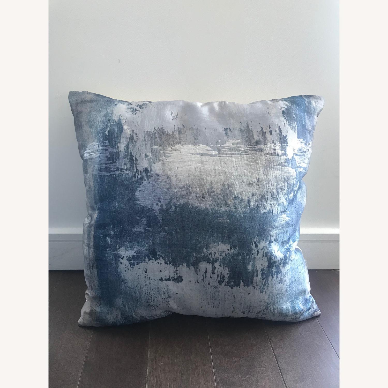 West Elm Brocade Haze Pillow - image-1