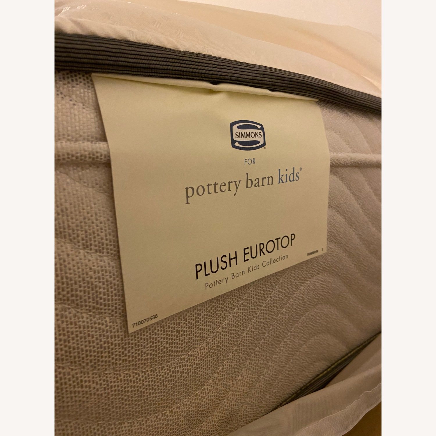 Pottery Barn Kids Fillmore Twin Bed and Trundle - image-8