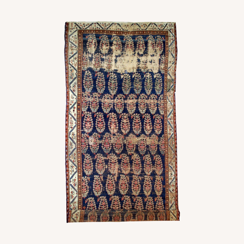 Handmade Antique Northwest Persian Runner - image-0