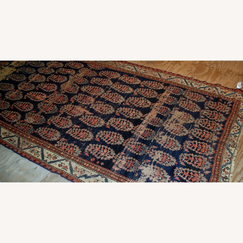 Handmade Antique Northwest Persian Runner - image-5
