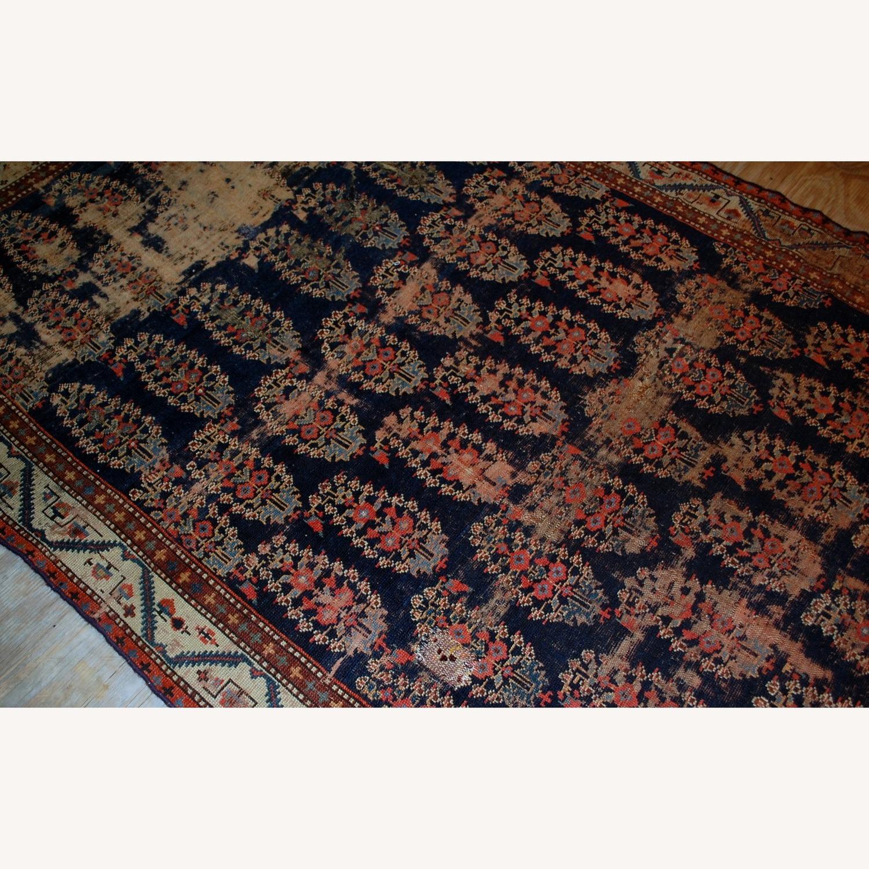 Handmade Antique Northwest Persian Runner - image-6