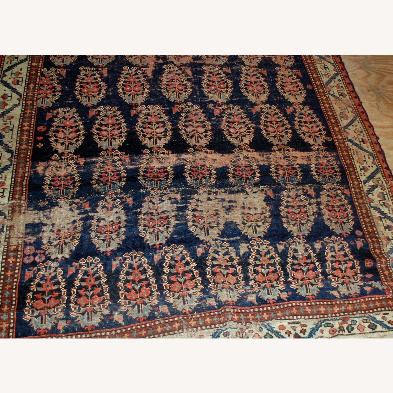 Handmade Antique Northwest Persian Runner - image-2