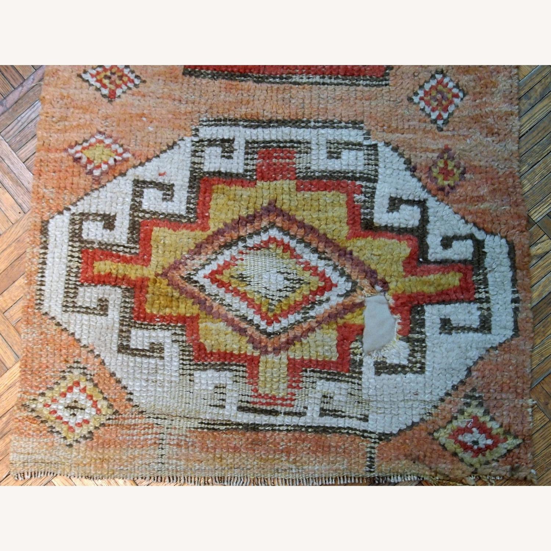 Handmade Antique Turkish Konya Fragment - image-3