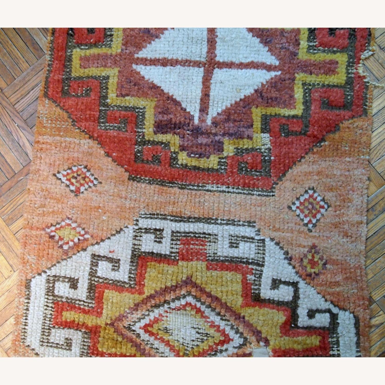 Handmade Antique Turkish Konya Fragment - image-2