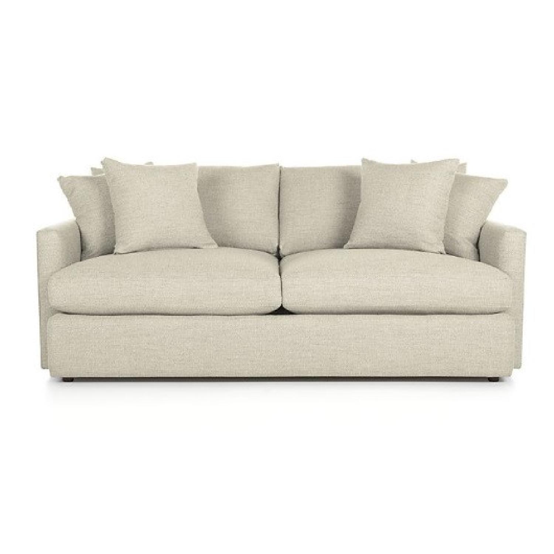 Crate & Barrel Sofa - image-0