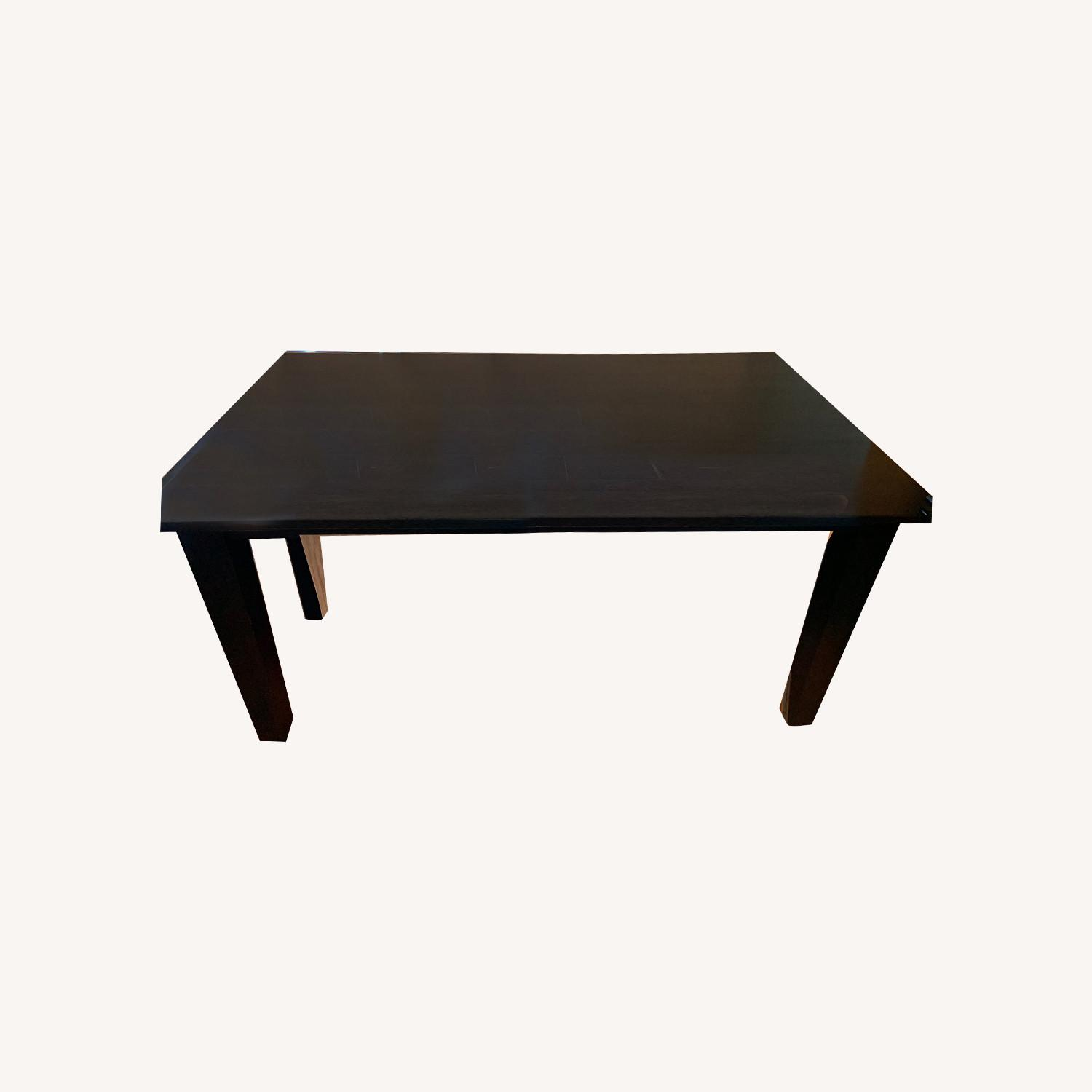 Crate & Barrel Basque Dining Table - image-4