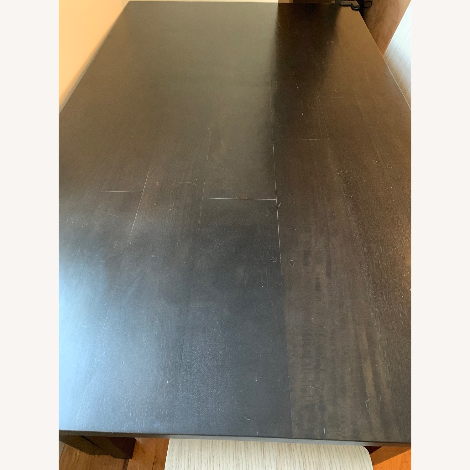 Crate & Barrel Basque Dining Table - image-3