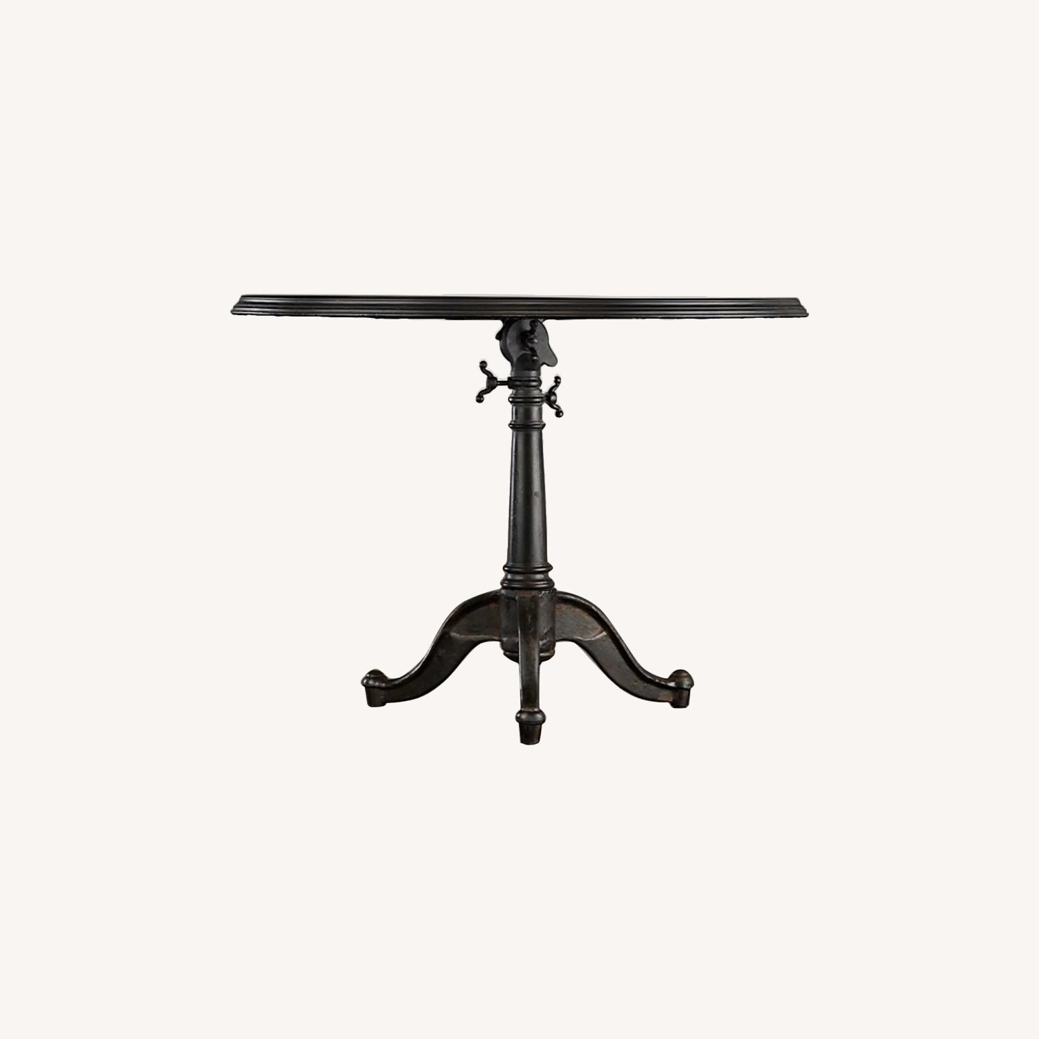 Restoration Hardware Dining Table with 2 Chairs - image-0
