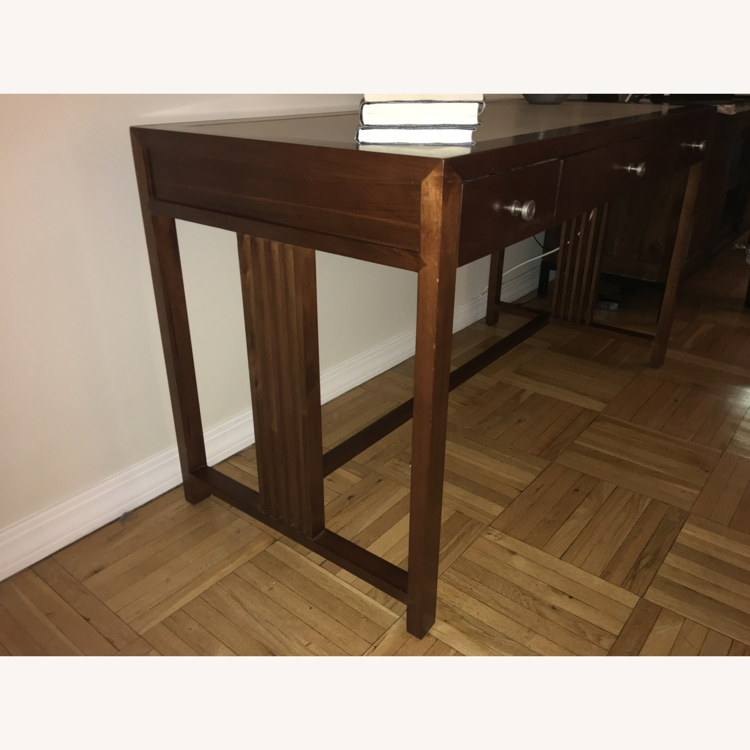 Crate & Barrel Adler Desk - image-3