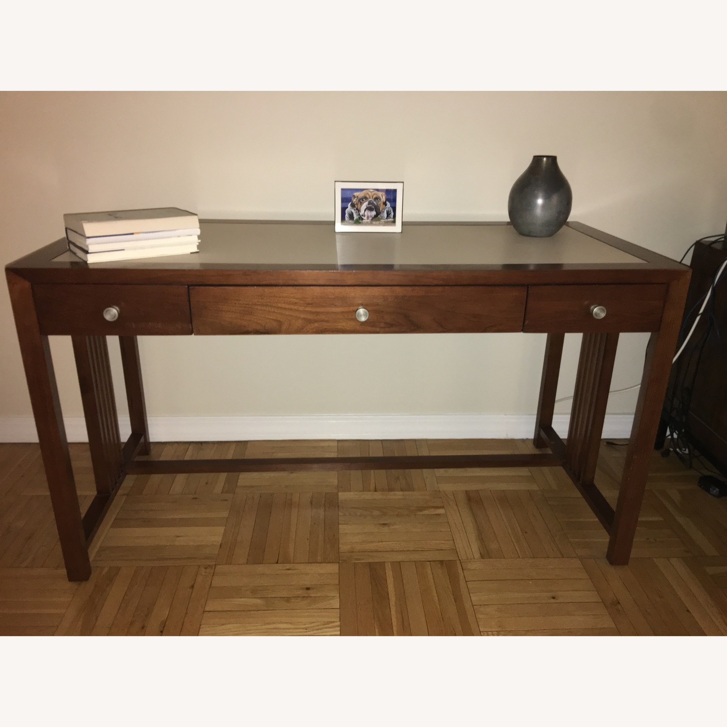 Crate & Barrel Adler Desk - image-1