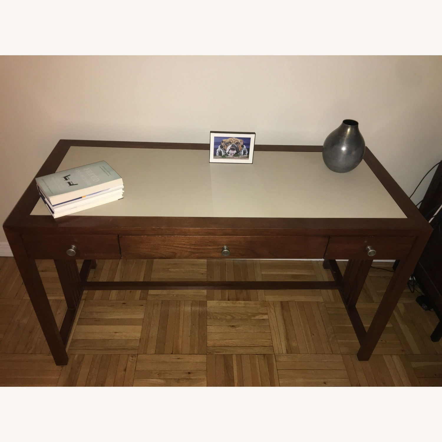 Crate & Barrel Adler Desk - image-2