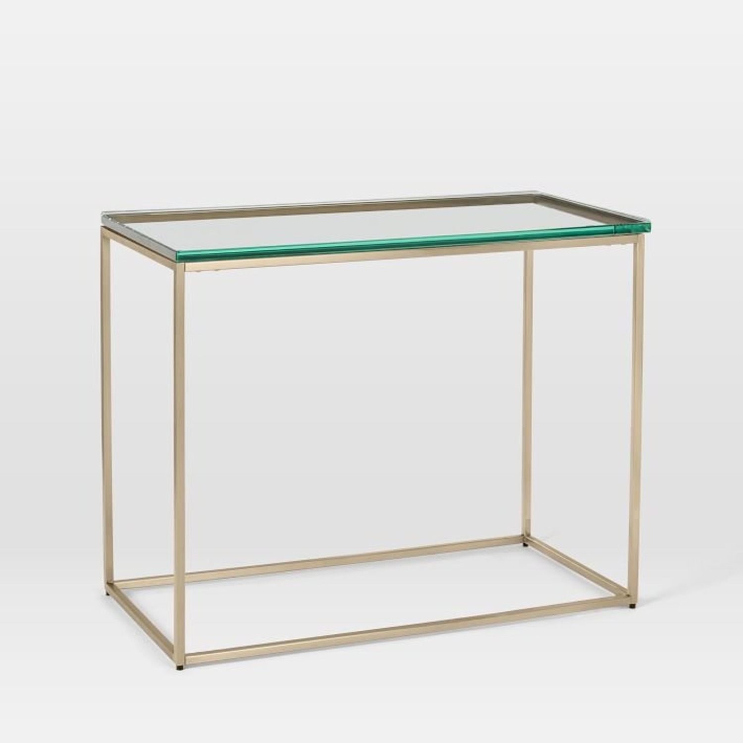 West Elm Streamline Side Table - image-1