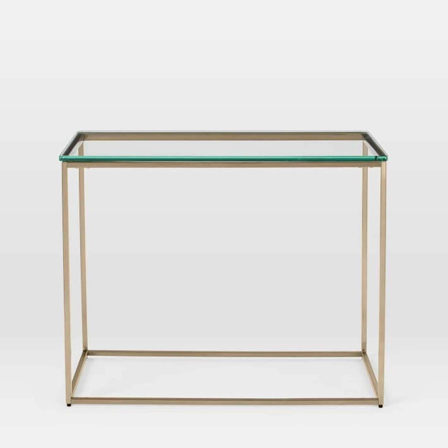West Elm Streamline Side Table - image-3