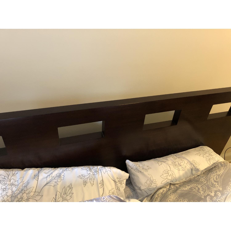 Riva Queen Platform Bed - image-3