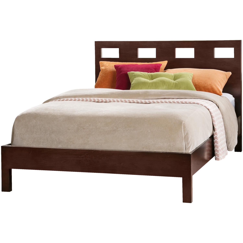Riva Queen Platform Bed - image-1