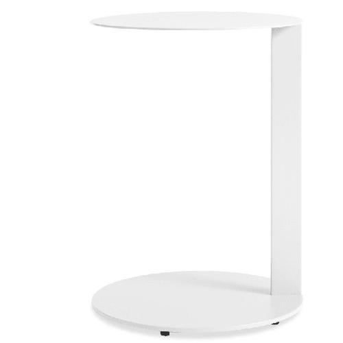 Used Blu Dot Steel Note Side Table for sale on AptDeco