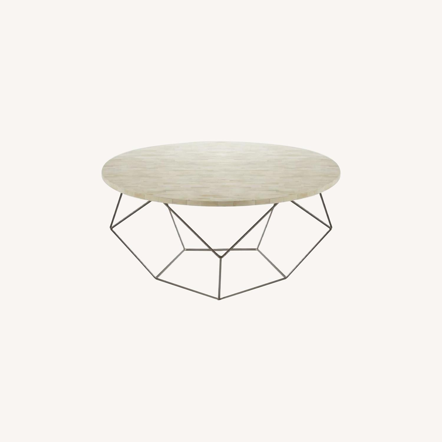West Elm Origami Coffee Table - image-0