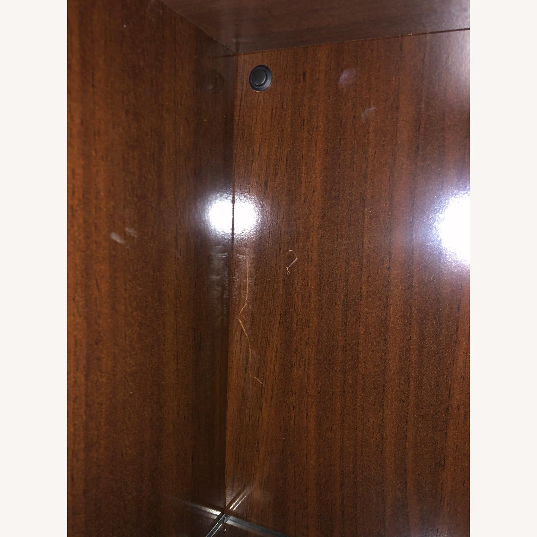 ALF Group Italian made 2 Door Curio with glass doors - image-4